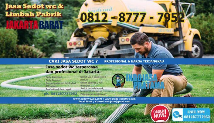 Jasa sedot wc jakarta barat - 081287777952 & 081517358385